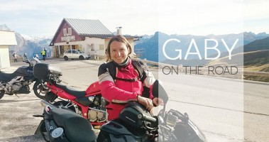 MotoLiebe • MotoPorträt No 4 – Gaby On The Road